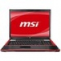 "MSI  GX740 17"" WXGA+ Glare (1440x900)/ Intel Core i7-720QM("