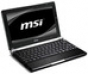 "MSI U135DX 10"" WSVGA LED (1024x600)/ Intel Atom N455 (1.66G"
