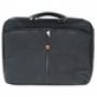 Сумка для ноутбука Continent CC-02 черный/серая отделка