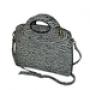 Сумка-чехол для ноутбука с текстурным узором 650017