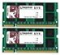 Transcend DDR-II SODIMM 2*256Mb <PC-5300> 1.8v 200-pin for