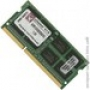 Kingston SODIMM DDR3 2Gb, 1333MHz, PC3-10600 (KVR1333D3S9/2G)