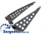 Оригинальные петли шарниры для ноутбука TOSHIBA EQUIUM A200 15.4
