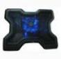 Подставка для ноутбука с охлаждением OCT LX Cooler pad пластик,