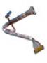 Оригинальный видеошлейф кабель для ноутбука Dell XPS M2010 20&qu