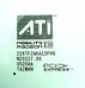Видеочип для ноутбука ATI Mobility Graphics X300 216TFJAKA13FHG